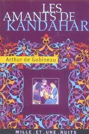 Les Amants De Kandahar - Intérieur - Format classique