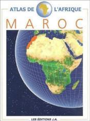 Atlas du Maroc - Couverture - Format classique