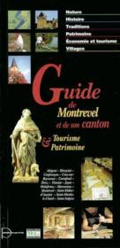 Guide de Montrevel et de son canton - Couverture - Format classique