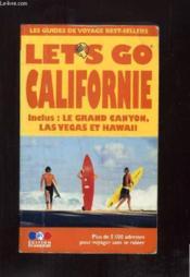 Let'S Go : Californie - Couverture - Format classique