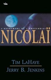 Les survivants de l'apocalypse t.3 ; Nikolaï - Couverture - Format classique