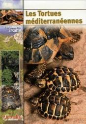 Les tortues méditerranéennes - Couverture - Format classique