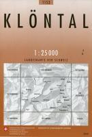Klöntal - Couverture - Format classique