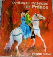 Contes Et Legendes De France - Couverture - Format classique