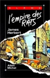 L'empire des rats  - James Herbert
