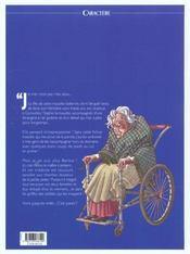 Sophaletta t.6 ; Londres... 69 Everton cottage - 4ème de couverture - Format classique