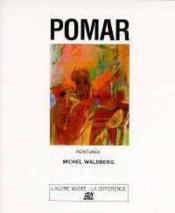 Pomar- Peintures - Couverture - Format classique
