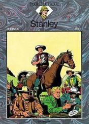 Figures de proue t.6 ; Stanley - Couverture - Format classique