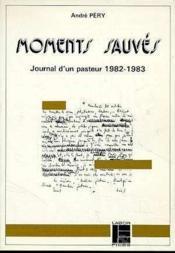 Moments Sauves Journal - Couverture - Format classique