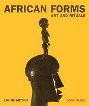 African forms, art and rituals - Intérieur - Format classique
