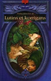 Petites histoires de...lutins et korrigans - Couverture - Format classique