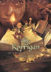Les contes du korrigan t.1; les sortilèges enfouis - Intérieur - Format classique