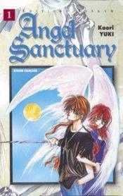 Angel sanctuary t.1 - Couverture - Format classique