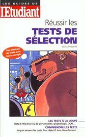 Reussir Les Tests De Selection 98 - Intérieur - Format classique