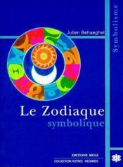 Le zodiaque symbolique - Couverture - Format classique