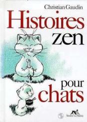 Histoires Zen Pour Chats - Couverture - Format classique