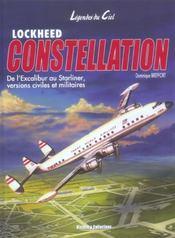Lockheed constellation - Intérieur - Format classique
