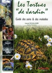 Les tortues de jardin - Intérieur - Format classique