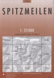 Spitzmeilen - Couverture - Format classique