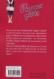 Pourrie gâtée - 4ème de couverture - Format classique