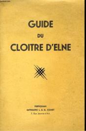 Guide Du Cloïtre D'Elne - Couverture - Format classique