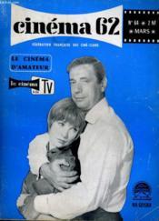Cinema 62 N° 64 - West Side Story - Couverture - Format classique