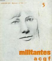 Militantes N°124 - Couverture - Format classique