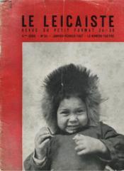 Le Leicaïste - N°34 - Couverture - Format classique