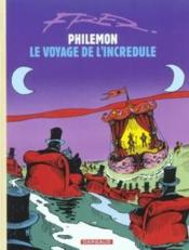 Philemon t.5 ; le voyage de l'incredule