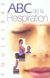 Abc De La Respiration - Intérieur - Format classique