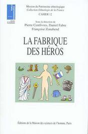 Fabrique heros. 12 - Intérieur - Format classique