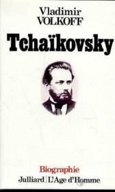 Tchaikovsky - Couverture - Format classique
