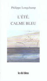 L'ete calme bleu - Intérieur - Format classique