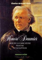 Honore Daumier - Couverture - Format classique