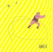 Reviens, reviens, geronimo - 4ème de couverture - Format classique