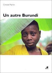 Un autre burundi - Couverture - Format classique