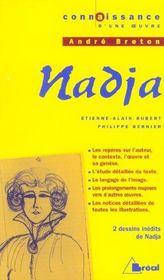 Nadja, d'André Breton - Intérieur - Format classique