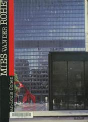 Mies van der Rohe - Couverture - Format classique