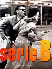 Photogenie De La Serie B - Couverture - Format classique