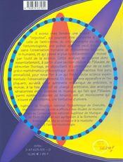 Pléiades de Yannis Xenakis - 4ème de couverture - Format classique