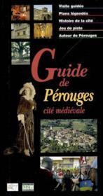 Guide de Pérouges cité médiévale - Couverture - Format classique