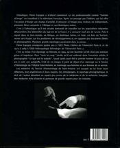 Leucemie ; Lumieres Dans La Nuit - 4ème de couverture - Format classique