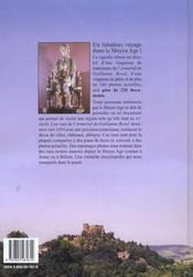 La basse auvergne medievale - 4ème de couverture - Format classique
