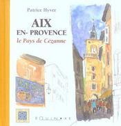 Aix En Provence Edt Bilingue Francais Et Anglais - Intérieur - Format classique