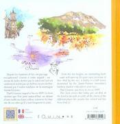 Aix En Provence Edt Bilingue Francais Et Anglais - 4ème de couverture - Format classique