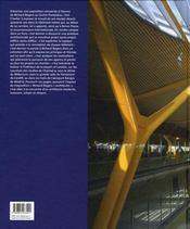 Richard Rogers + architectes - 4ème de couverture - Format classique