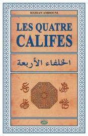 Les quatre califes - Couverture - Format classique