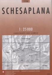 Schesaplana - Couverture - Format classique