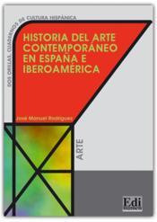 Historia Del Arte Contemporaneo Espana - Couverture - Format classique