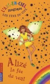 Les fées du ciel t.2 ; Alizé la fée du vent - Couverture - Format classique